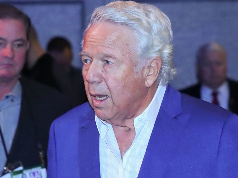 Judge throws out spa video as evidence in Kraft case