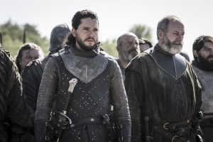 Kit Harington Cries in the Trailer for Game of Thrones Documentary The Last Watch