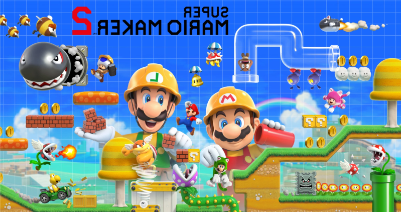 Technology: New Info for 'Super Mario Maker 2' Coming