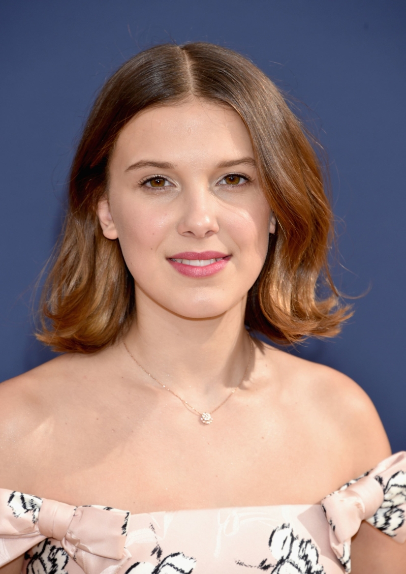 You've Never Seen Millie Bobby Brown's Hair This Long Before
