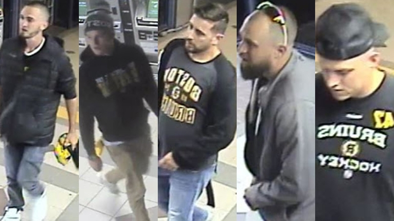 4 Boston Bruins Fans Arrested In Vicious Beating At MBTA Station