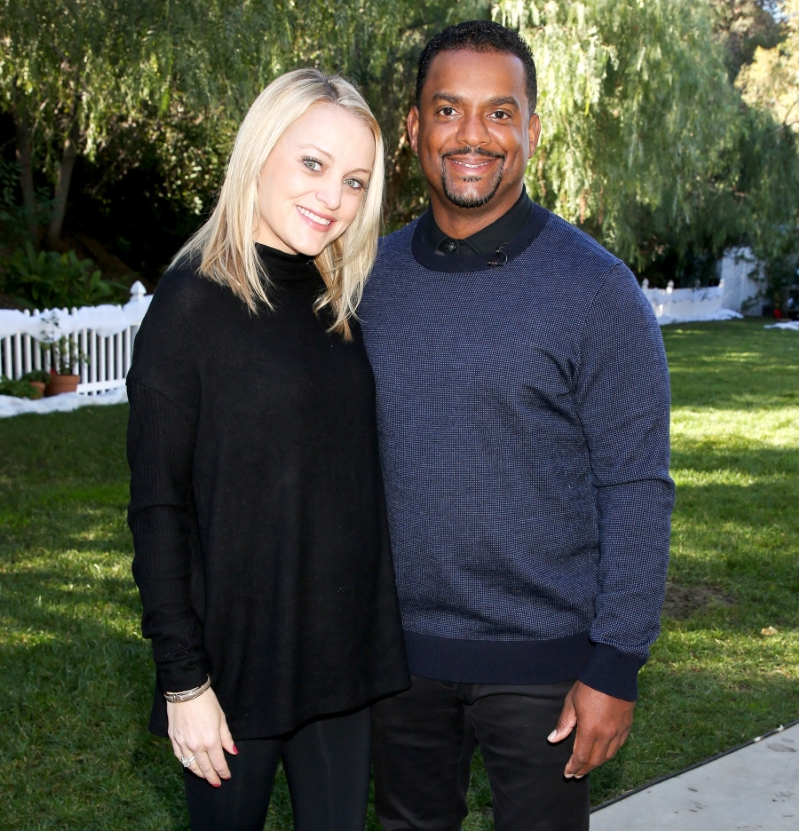 Alfonso Ribeiro, Wife Angela Welcome 3rd Child Together: Find Out the Name!