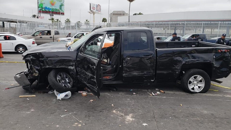 American arrested in Mexico trying to rush Tijuana border: police