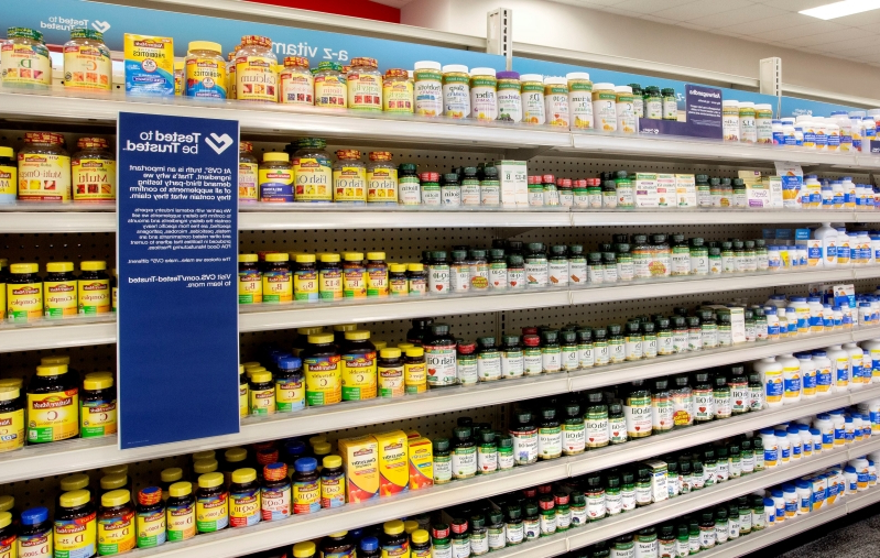 Image result for CVS Tests and Removes Vitamins and Supplements from Its Shelves