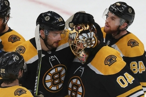 Empty the tank: Well-rested Tuukka Rask pivotal to Bruins' Stanley Cup run