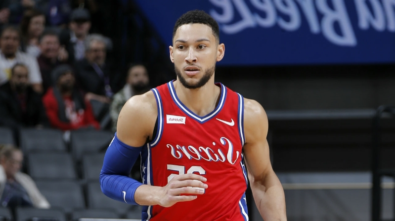 timeless design cd73a 7c296 Sport: FIBA World Cup: Ben Simmons announces he will play ...
