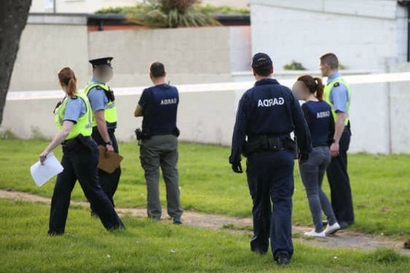 Gardai rush to scene after shots fired at man by Donaghmede shopping centre
