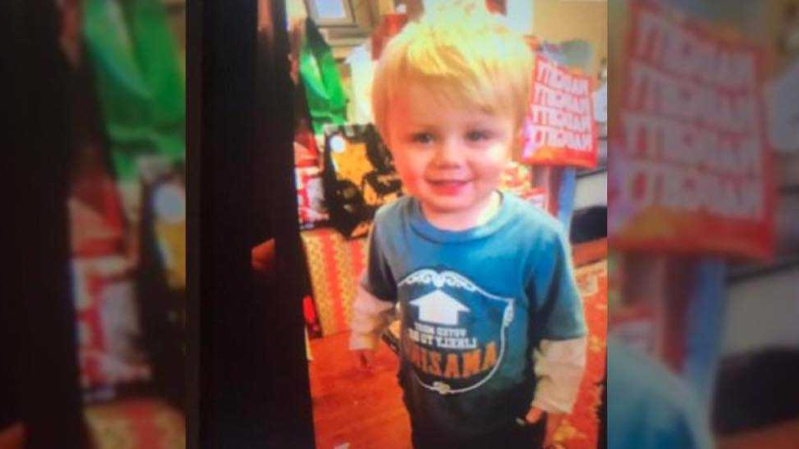 Crime: Kentucky toddler missing since Sunday found alive