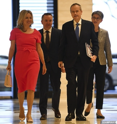 Kerri-Anne Kennerley unleashes on Bill Shorten - and declares it will be 'the end of life as we know it' if the Labor leader wins