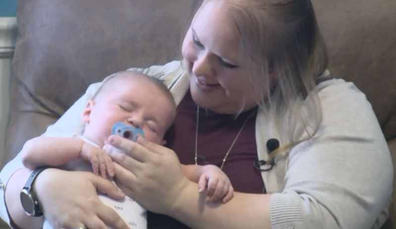 Mom forced to pay former employer thousands after switching jobs during maternity leave: 'I wasn't prepared for it'
