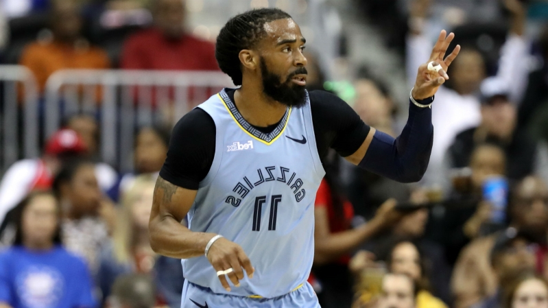 NBA trade rumors: Jazz still chasing Grizzlies' Mike Conley