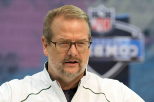 NY Jets fire GM Mike Maccagnan; coach Adam Gase takes over as interim