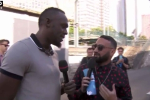 VIDEO - Incroyable : Cyril Hanouna (TPMP) a battu Usain Bolt à la course !