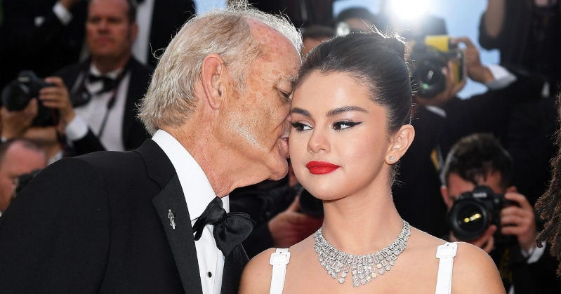 What Did Bill Murray Whisper in Selena Gomez's Ear at Cannes?