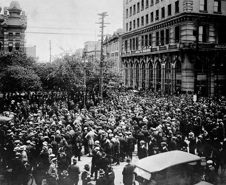 Winnipeg General Strike 100 years ago led to bloodshed, political change