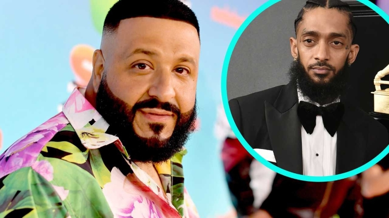 DJ Khaled to Donate 100 Percent of Proceeds From New Single 'Higher' to Nipsey Hussle's Children