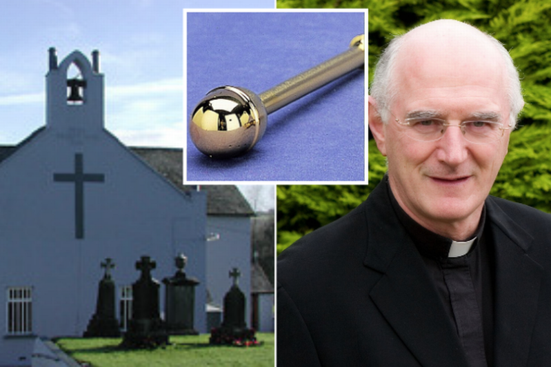 Elderly Kilkenny woman left bloodied after being hit by holy water sprinkler in church