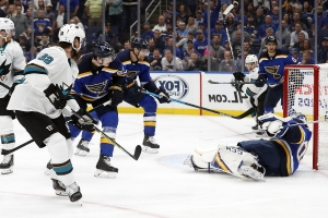 Fanduel cheekily refunds Blues bettors after controversial Sharks win