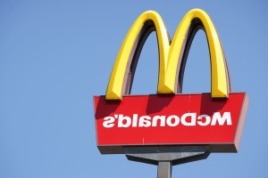If you lose your passport in Austria, head for the Golden Arches