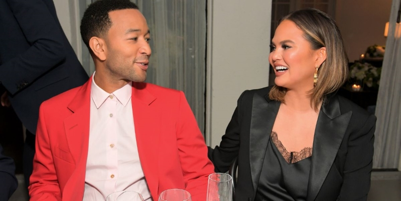 John Legend Makes Chrissy Teigen Bedtime Sandwiches And It Might Be The Sweetest Thing Ever