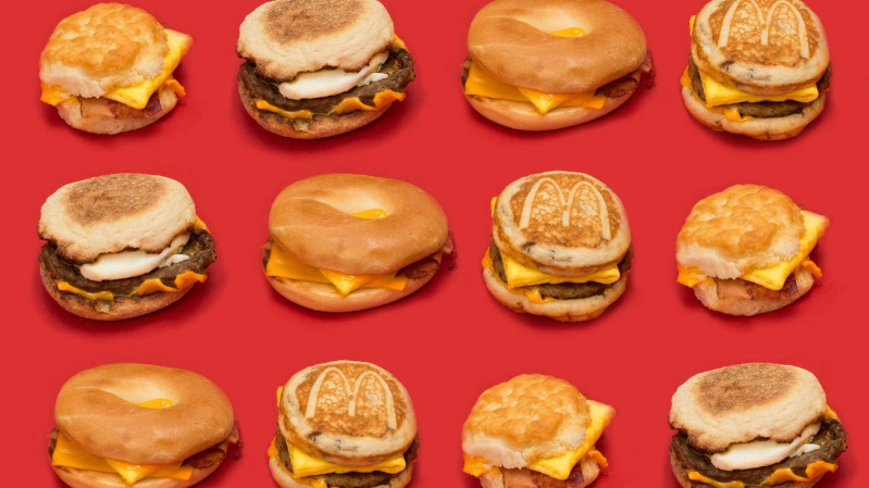 McDonald's Is Changing Up Its All Day Breakfast Menu
