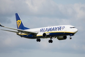 Passenger on Ryanair flight from Dublin Airport to Portugal thrown off plane by police for being 'verbally abusive'
