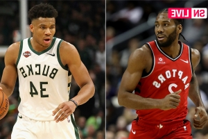 Raptors vs. Bucks: Live score, Game 1 updates, highlights from 2019 Eastern Conference finals