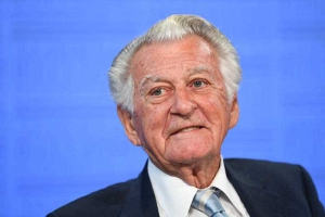 Reaction to former PM Bob Hawke's death