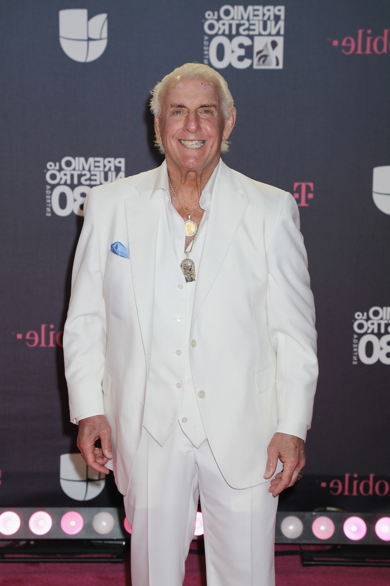 Ric Flair rushed to hospital after 'very serious' medical issue