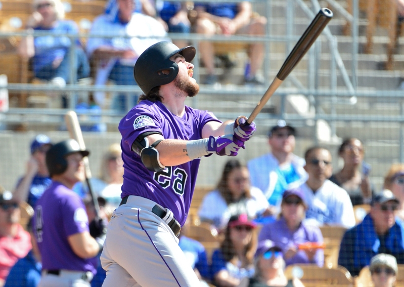 Rockies expected to promote top prospect Brendan Rodgers