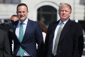 Trump not welcome in Ireland, say Irish Labour amid visit speculation