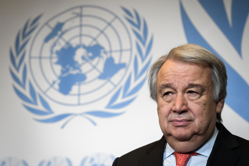 UN chief concerned nuclear 'coffin' leaking in Pacific