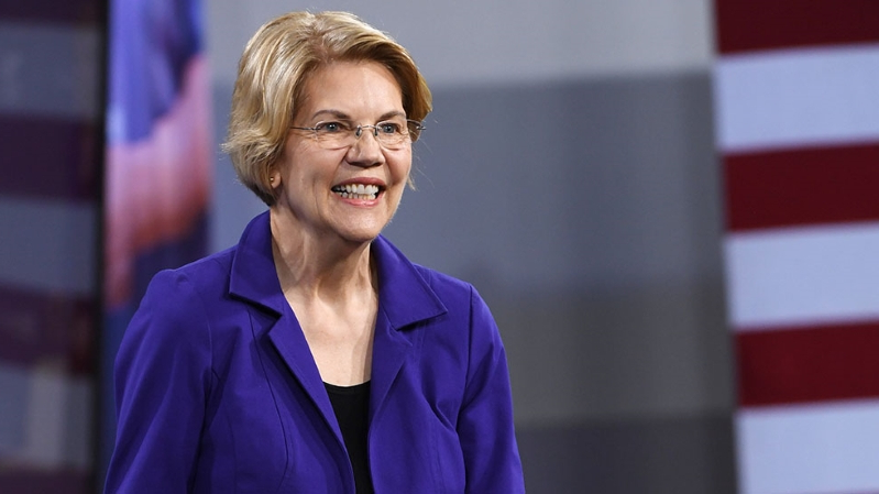Warren unveils plan to curtail corporate influence at Pentagon