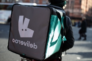 Amazon close to swallowing slice of Deliveroo