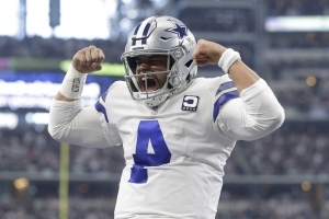 Prescott: 'I want to be a Cowboy forever'