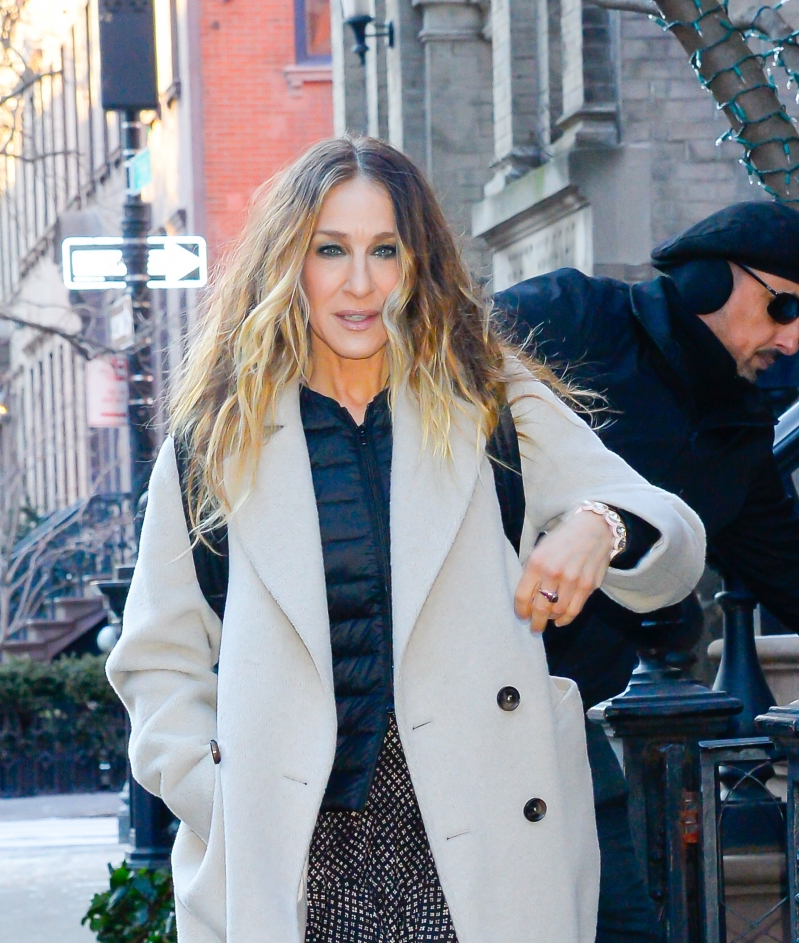 Entertainment: Sarah Jessica Parker defends marriage in ...