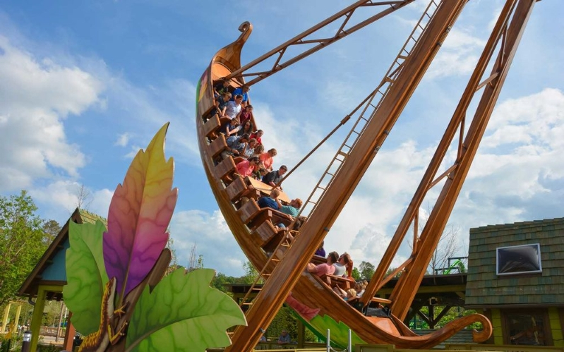Travel: Dollywood Just Opened a Massive New Expansion