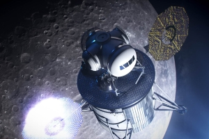 NASA selects 11 companies to help develop lunar lander for 2024 moonshot