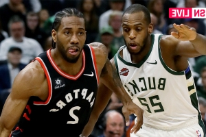 Raptors vs. Bucks: Live score, Game 2 updates, highlights from Eastern Conference finals