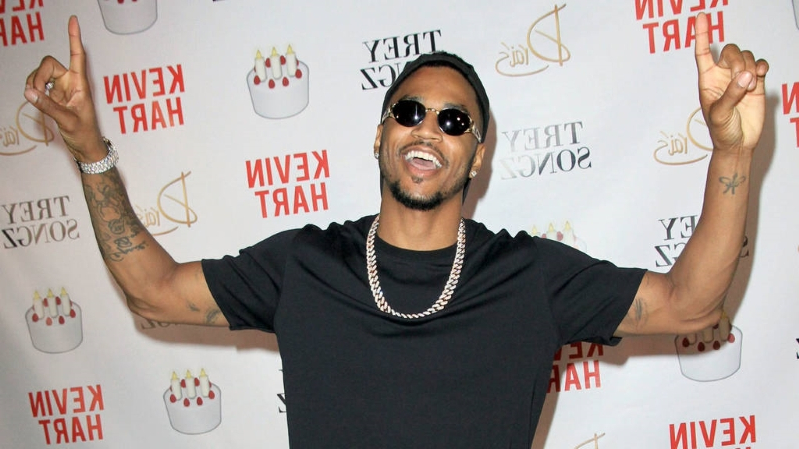 Entertainment Trey Songz Is A First Time Father Pressfrom Australia