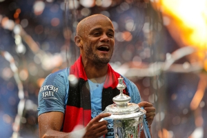 BREAKING NEWS: Kompany leaving Manchester City after 11 years