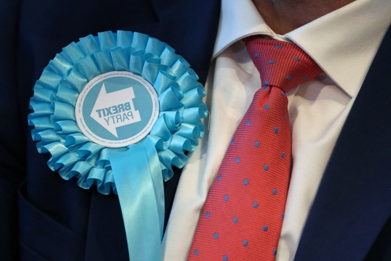 Failing Anti-Brexit Parties Fight Each Other Instead of Defeating Brexit