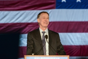 John Hickenlooper to lay out first foreign policy proposal