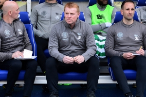 Lennon warned not to go to war with Celtic fans