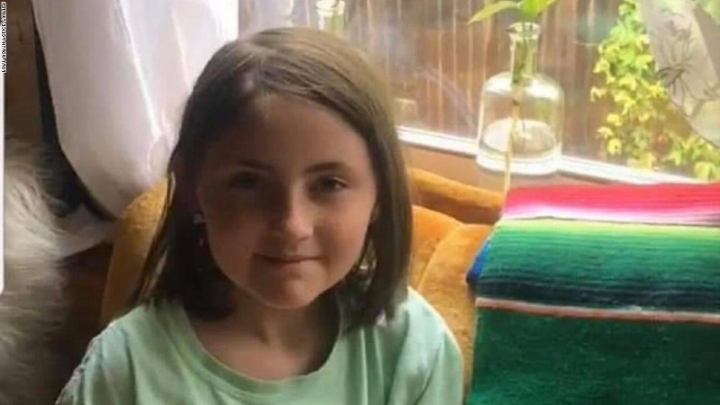 Salem Sabatka: Girl taken while walking with her mom is found safe, police say