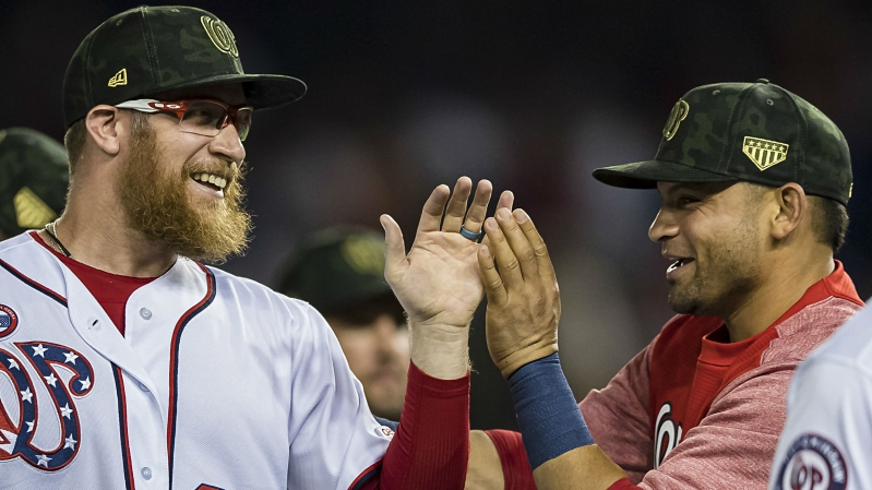 Sean Doolittle does a tap dance on Joe Maddon's mind games