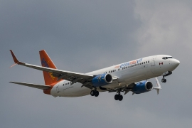 Sunwing flight from Toronto to Cancun delayed by over 13 hours