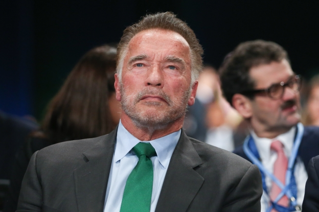 Entertainment: Terminator! Arnold Schwarzenegger Speaks Out