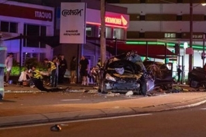 Three dead in horror 12 hours on Queensland roads