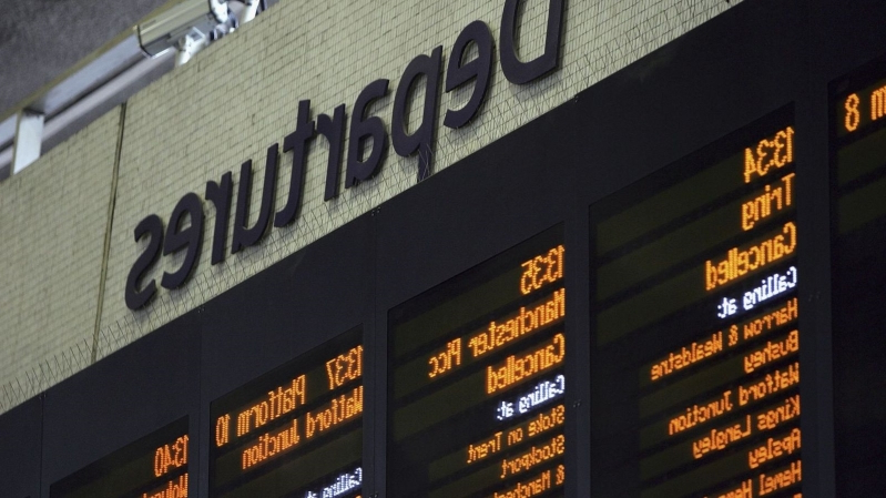 Warning over repeat of rail timetable chaos